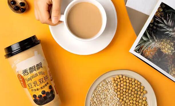 奶茶市场一片红海,看香飘飘业绩如何实现稳中有涨?