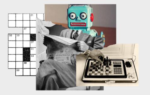 AI在填字游戏竞赛中首次战胜人类,碳基生物已经完败了吗?