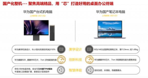 华为擎云 L410 笔记本 上架:搭载麒麟 990 芯片 可预装 Windows10 系统