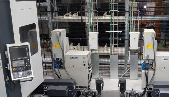 无线电传输主轴探针技术可提高FMS整体生产效率的60%