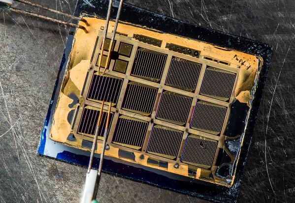 为卫星提供动力的高效太阳能电池有望商业应用吗?