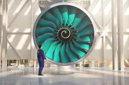 GKN公司3D打印出劳斯莱斯发动机压缩机箱