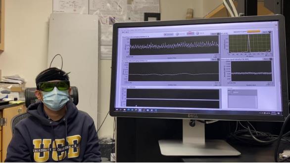 工程师开发新的、无创的,用光来测量大脑血流的方法