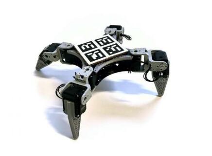 新型低成本四足机器人,可用于测试和执行RL算法