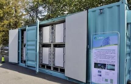 澳大利亚液流电池储能公司发布新型储能模块 集成16个液流电池存储单元