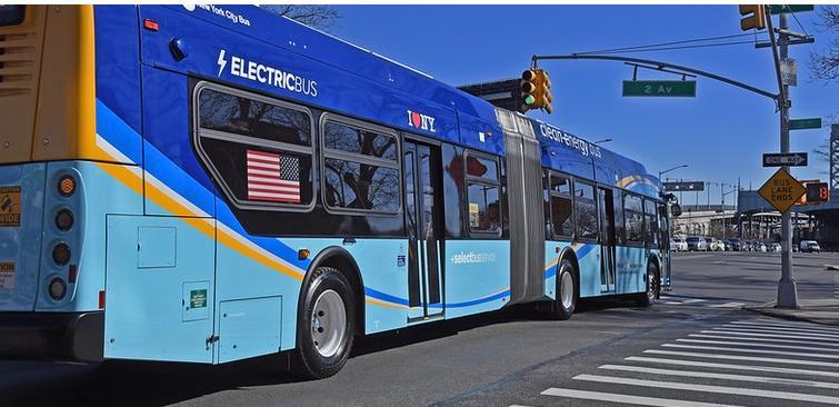 美国北卡罗来纳州致力使公共汽车车队电气化