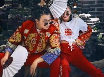 国潮诠释东方时尚,从文化自信潮到创新科技潮