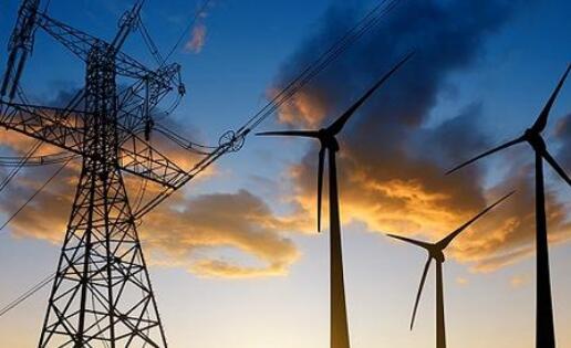1-4月,全社会用电量累计25581亿千瓦时,同比增长19.1%