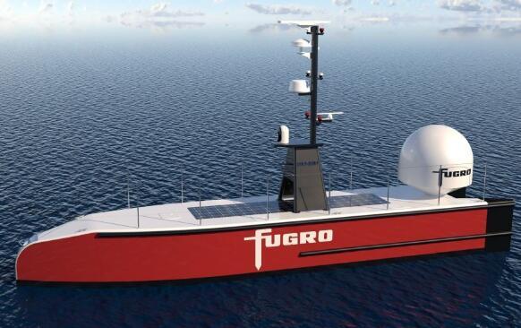 机器人蜂群进入近海能源领域,智能化装备成海上勘测主力