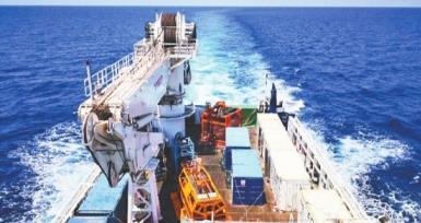 超牛!海牛Ⅱ号在超2000米水深中成功下钻231米 刷新世界纪录