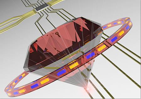 新研究有望加速合成金刚石基量子技术的发展 降低制造成本