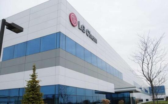 德福科技获LG化学2.3亿元投资 韩国电池企业开始向中国电池铜箔商寻求合作