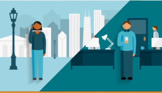 混合工作模式:领导者建立信任的4种方式