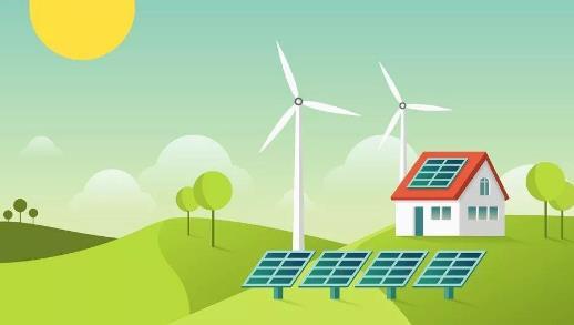 """""""碳达峰""""引领的能源革命 绿色产业迎来新风口"""