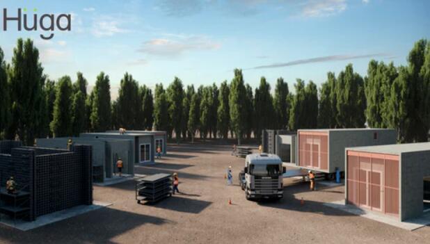 Grandio创建新型建筑系统 旨在提高建筑效率
