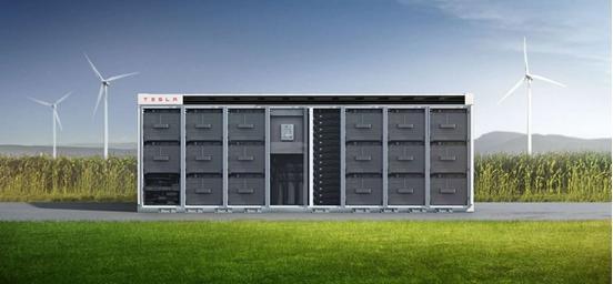特斯拉公司储能系统不再使用镍钴锰电池