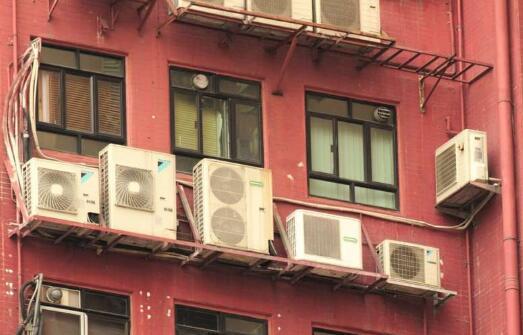 未来随着平均气温升高 建筑物对制冷的需求也将加大