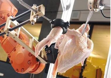 焊接机器人可以提高85%的生产效率,并减少工伤