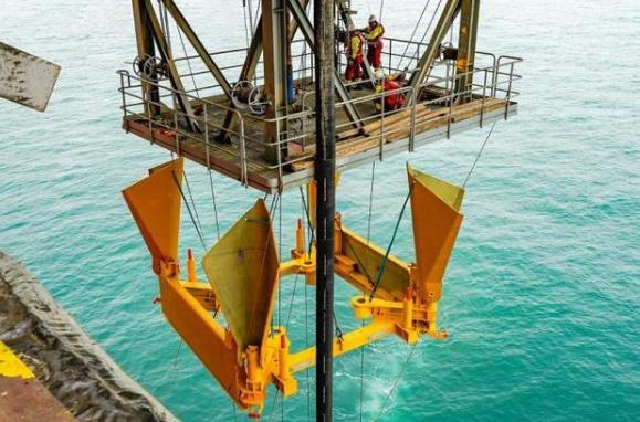 重大突破!我国自主研发的首套浅水水下采油树系统海试成功