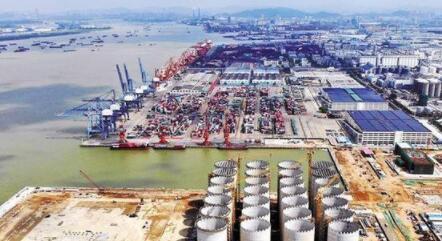 """广州港将拥有万吨级粮食及通用泊位21个,将打造华南""""大粮仓"""""""