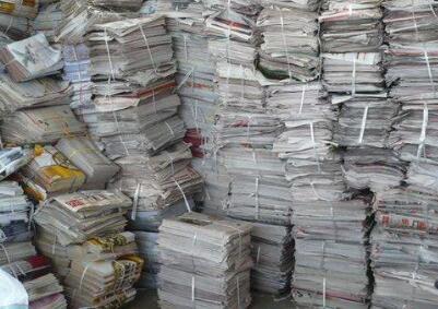 纸价一飞冲天,当务之急应紧抓造纸原料缺口,提高废纸回收率