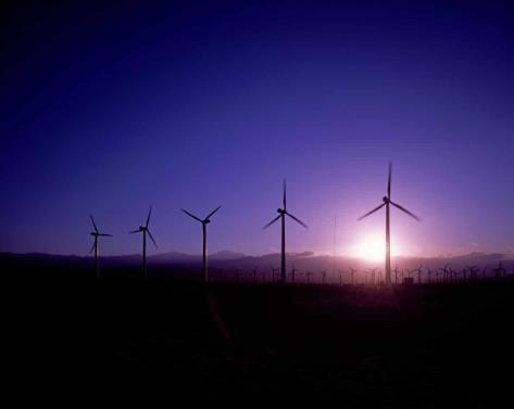 到2030年,混合风能可以使绿色氨在小众市场上具有成本竞争力