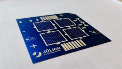 德国科学家制造了不含TCO的硅太阳能电池 效率可达到22%以上
