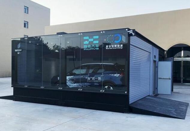爱驰汽车首个换电站及换电车型投入试运营 换电标准出台将一改现今乱象