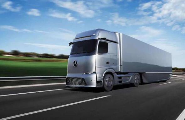 深化合作!宁德时代将为新量产的戴姆勒电动卡车供应锂电池包