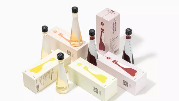 一个小容量葡萄酒品牌完成天使轮投资,主要用于小锥瓶产品研发