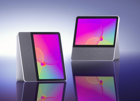 小度发布首款新品添添旋转智能屏T10 109元全网预售
