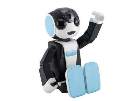 """搭上宠物经济东风,夏普推出""""宠物机器人"""""""