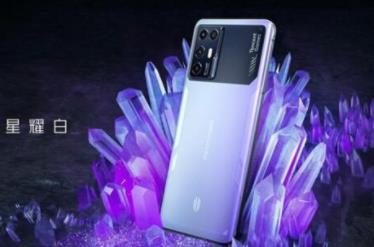 轻薄的红魔 6R 手机正式发布,采用了全新的 ID 设计语音