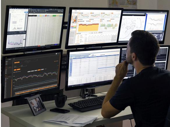 COR-e将人工智能引入下一代电力市场分析