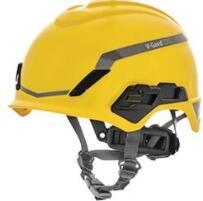 MSA推出新型V-Gard头盔,可保护矿工头部安全