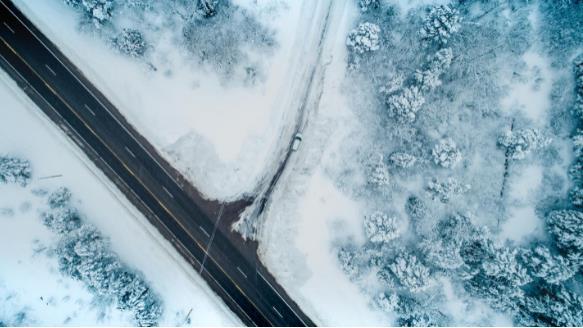 利用AI传感器 研究人员研发雪地自动驾驶解决方案