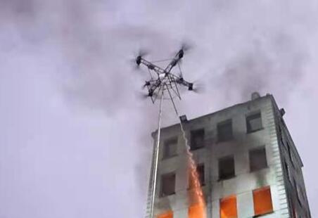 2200多款无人机上天入水,集体亮相深圳国际无人机展