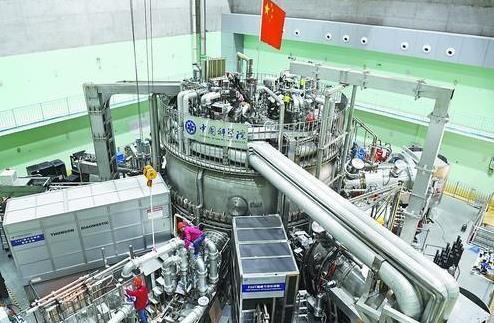 """1.2亿摄氏度下可重复运行101秒 我国""""人造太阳""""刷新世界纪录!"""