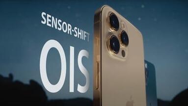 VCM 制造商全力支持!苹果iPhone 13全系支持光学图像防抖功能