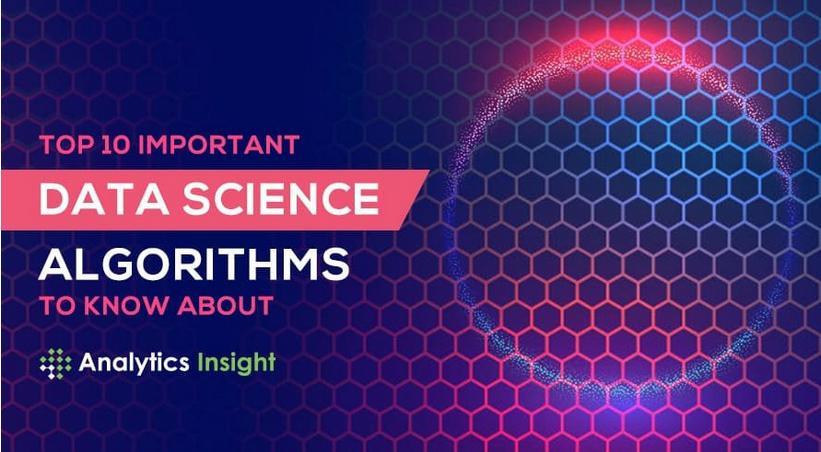 需要了解的十大重要数据科学算法