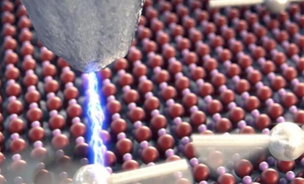 物理学家发现两个耦合原子组成的量子系统在电子轰击下依然稳定