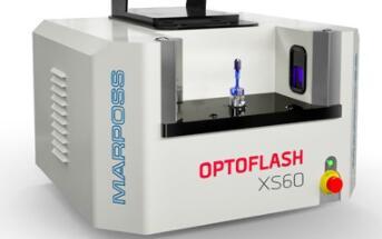 马波斯推出二维光学测量系统,适用于医疗植入物等产品的检查