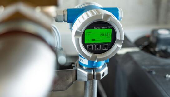 Endress推出新的压力仪表:配备蓝牙接口 提高安全性和效率