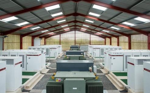ZenobeEnergy公司在苏格兰部署50MW电池储能系统