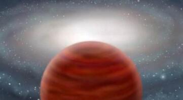 """科学家们利用射电望远镜发现又冷又暗的""""超级行星"""",绰号竟然是挽歌者"""