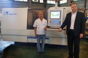 顶级机床制造商为最新的外圆磨床选择 NUM 技术