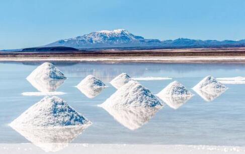五矿盐湖攻克高效提锂技术 将生产周期由2年缩短为20天
