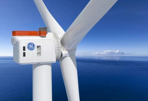 GE海上巨無霸風機獲臺風級認證,能在極端條件下保持滿功率運行