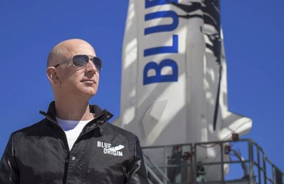 貝佐斯宣布要上太空了!7月20日,開始藍色起源首次載人飛行