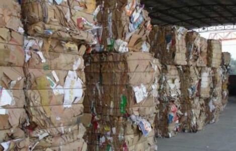 2021年6月8日紙廠廢紙價格信息,最高上調50元/噸